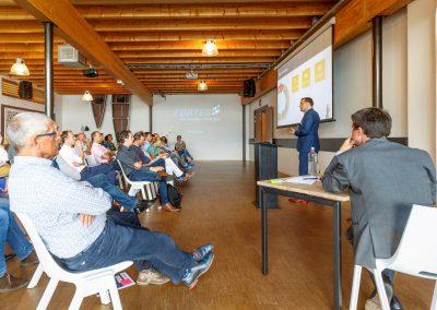 Fortes seminar 30 mei lancering apps