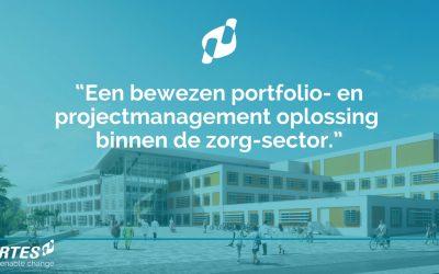 Hospital Nobo Otrobanda (Curaçao) gebruikt de Fortes Change Cloud voor het operationeel krijgen van ziekenhuis.